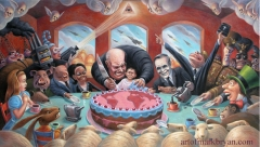 'The Mad Tea Party'
